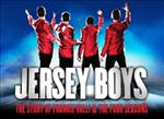 Please click Jersey Boys theatre package