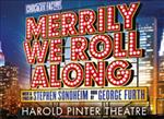 Please click Merrily We Roll Along theatre package