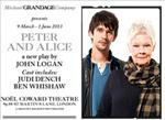 Please click Peter and Alice theatre package