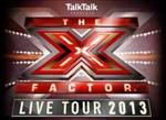Please click X Factor Live 6.30pm at The O2 Arena with selected hotels - 7th February 2013 theatre package