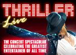 Please click Thriller - Live theatre package