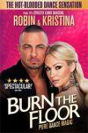Please click Burn The Floor Theatre + Dinner Package